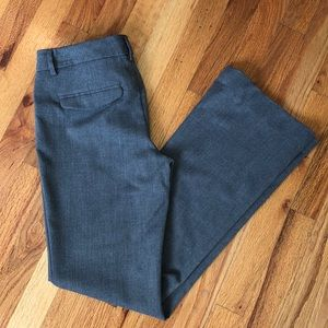 Gap modern boot stretch dress pants